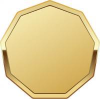 Таблички восьмиугольные