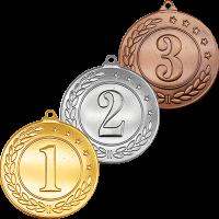 Медаль Камчуга 3443-050