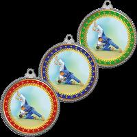 Медаль дзюдо 3372-501