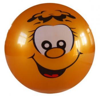 Мяч силиконовый детский  Larsen Апельсин