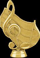 Фигура пластиковая Музыка