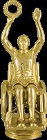 Фигура пластиковая Паралимпиец мужская