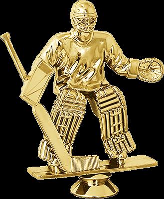 Фигура пластиковая Хоккей