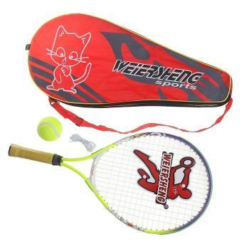 Ракетка для большого тенниса с мячом 161534