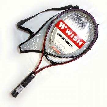 Ракетка для большого тенниса Wish подростковая 2506