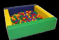 Детский сухой бассейн Квадратный