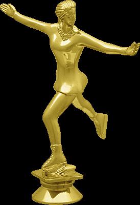 2303-100 Фигура Фигурное катание женское
