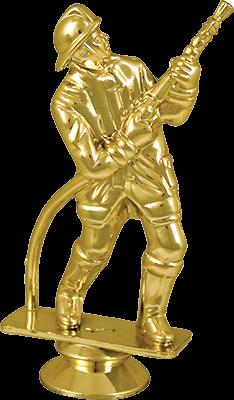 2327-100 Фигура Пожарный