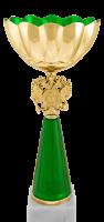 Кубок наградной Весна зеленый 8574-270-105