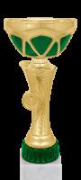 Кубок наградной Влас зеленый 8284-230-005