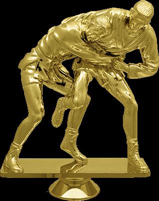 2377-100 Фигура Самбо