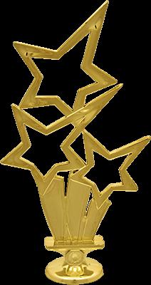 2545-155 Фигура Звезды
