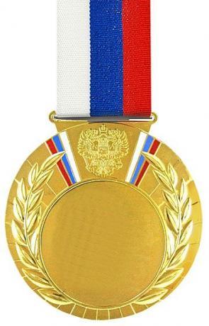 Медаль MD RUS