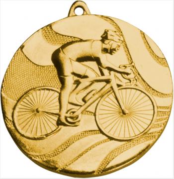 Медаль Велосипедист, арт. ММС5350