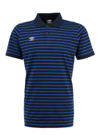 Мужская футболка (поло) Umbro Stripe