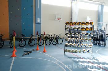Новая школа № 42 Спортивный зал, бассейн, зоны рекреации