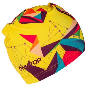Шапочка для плавания текстиль Onlitop 2388952