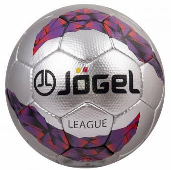 Мяч футбольный Jogel League №5, арт. JS-1300