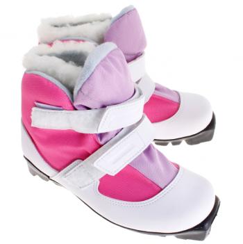 Ботинки лыжные TREK Kids SNS р.37, арт. ИК48Р