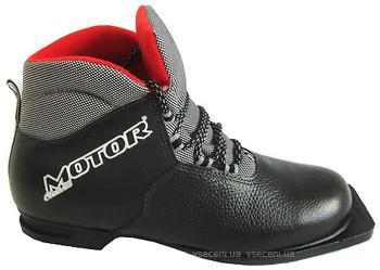 Ботинки лыжные MOTOR б/кл НК 0075 H