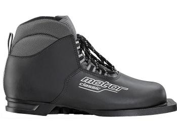 Ботинки лыжн. MOTOR кл. нат. кожа 0075 H