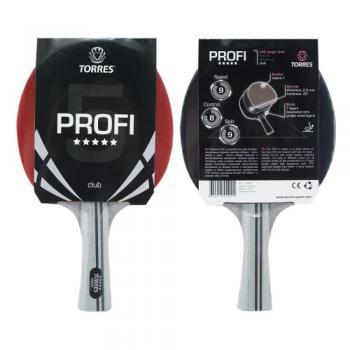 Ракетка для настольного тенниса Torres Profi 5*, арт. TT0009