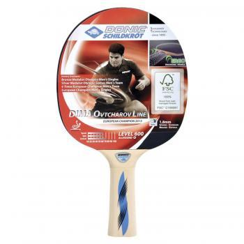Ракетка для настольного тенниса Donic Schildkrot Ovtcharov 600, арт. 724406