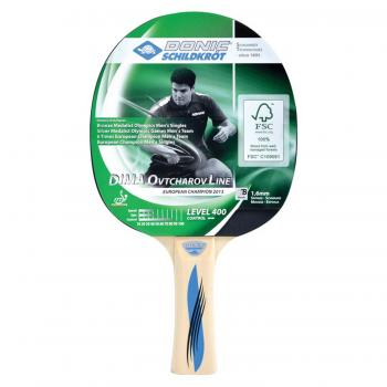 Ракетка для настольного тенниса Donic Schildkrot Ovtcharov 400, арт.705242