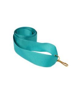 Лента для медали голубая