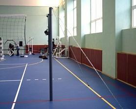 Стойки волейбольные универсальные.