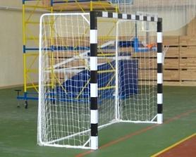 Ворота для минифутбола стальные разборные 3х2м