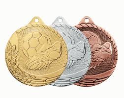 Медаль Футбол, арт. МК243