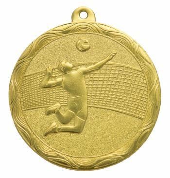 Медаль Волейбол, арт. MZ 81-50