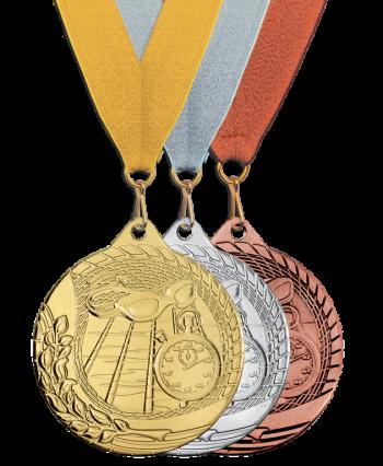 Медаль Плавание, арт. МК240