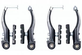 Тормоз V-brake (передний+задний) алюмин., арт. 3122632-1
