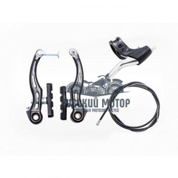 Тормоз V-brake (передний+задний) металл, арт. 3122633-2