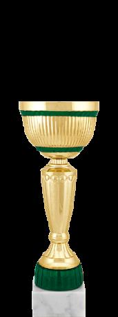 Кубок Карби, арт. 8999-103 зеленый
