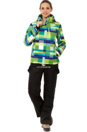 Женская зимняя горнолыжная куртка