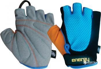 Велоперчатки цветные Energy, арт. 3151026