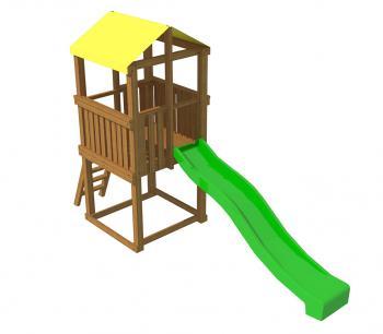 Детская игровая площадка MyFazenda «Мелман»