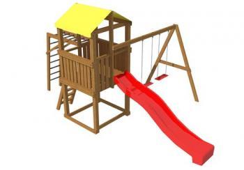 Детская игровая площадка MyFazenda «Марти»
