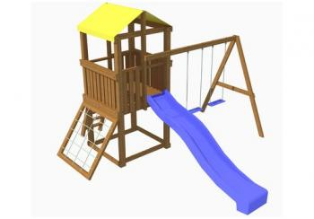 Детская игровая площадка MyFazenda «Глория»