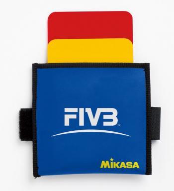 Карточки судейские в/б Mikasa