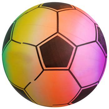 """Мяч дет.""""Футбол """" цветной 22 см, арт. 4135238"""