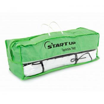 Сетка для большого тенниса с тросом 3 мм START UP, арт. 0812-550