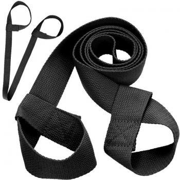 Ремень-стяжка универсальная для йога ковриков, арт. B31604