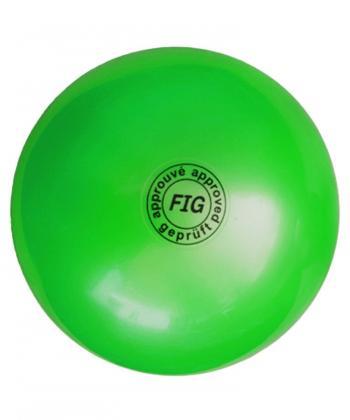 Мяч для худ.гимнастики лакир. 19 см пр-во Пакистан, арт. АВ2801