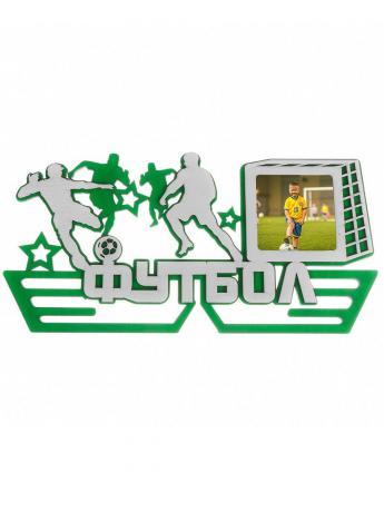 """Медальница""""Футбол"""" двухслойная, арт. 3504312"""