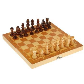 Шахматы деревянные 24*24 см, арт. 256431