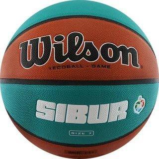 Мяч б/б № 7 WILSON SIBUR, арт. WTB0547XBVTB